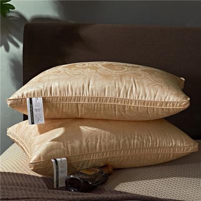 2019新款蒙特里安羽绒枕(48*74 ) 鹅绒枕