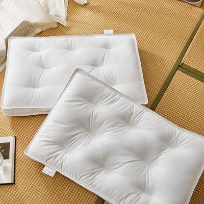 2020新款多点定型枕枕头枕芯 中枕48*74cm