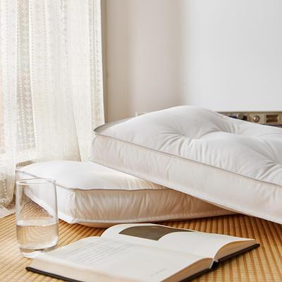 2020新款多点定型枕枕头枕芯 高枕48*74cm