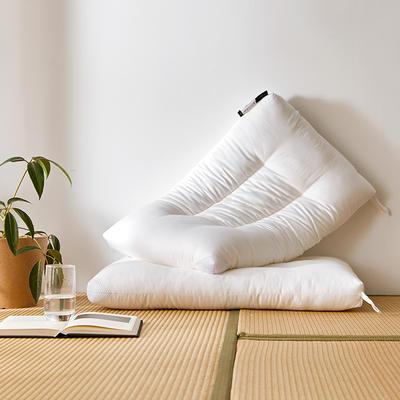 2020新款水洗定型枕枕头枕芯 低枕48*74cm