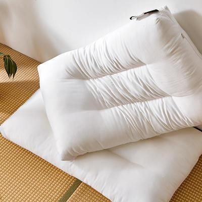 2020新款水洗定型枕枕头枕芯 中枕48*74cm