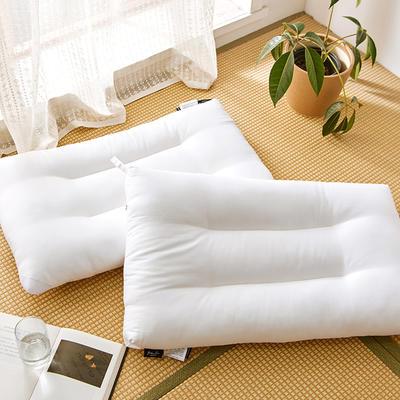 2020新款水洗定型枕枕头枕芯 高枕48*74cm