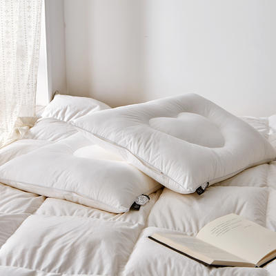 2020新款定型枕(总) 爱心定型枕-低枕