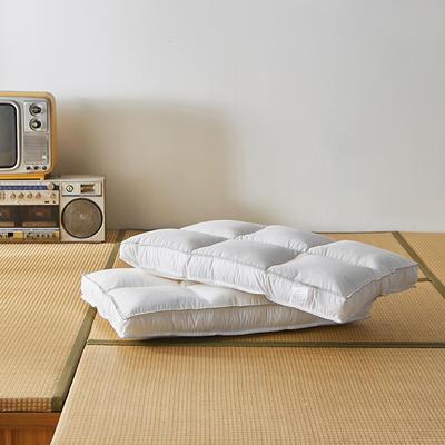 2020新款定型枕(总) 六分区定型枕-高枕