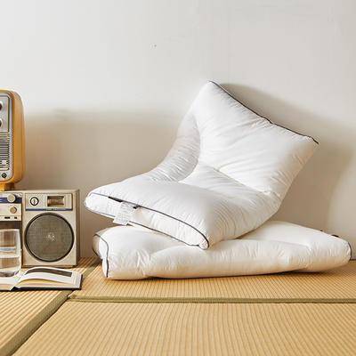 2020新款定型枕(总) 曲线护颈枕-高枕