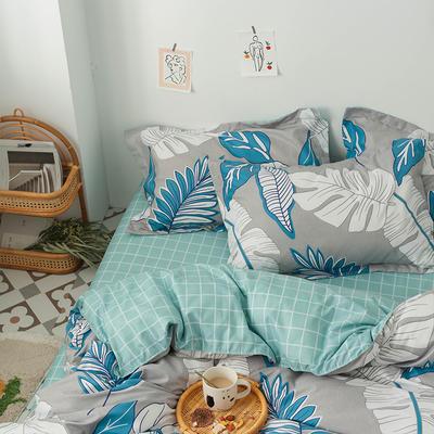 2020新款成人家居印花套件 1.0m(3.3英尺)床单款三件套 青春活力