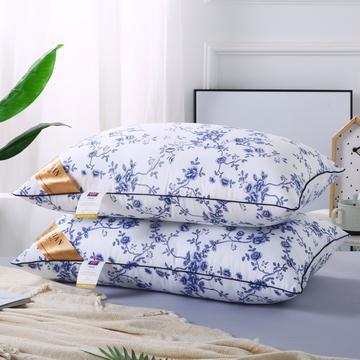 2019新款-特惠压缩枕头枕芯-青花瓷