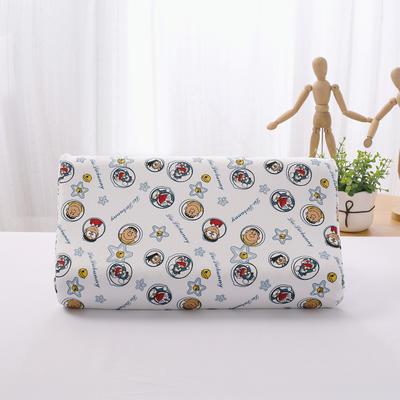 2019新款-儿童乳胶枕(小版花型) 其它 叮当猫(小号)44*27*6