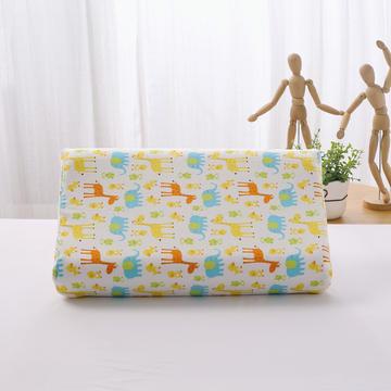 2019新款-儿童乳胶枕(小版花型)