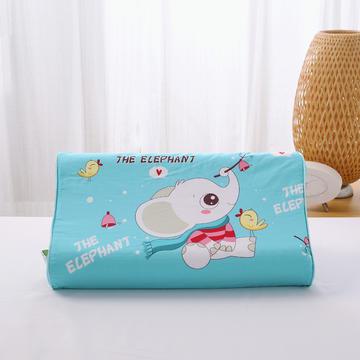 2019新款-全棉儿童乳胶枕44*27*6