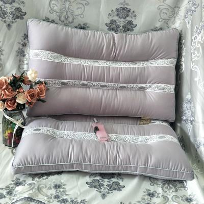 2019新款-韩式蕾丝立体枕48*74 韩式蕾丝立体枕