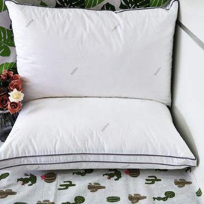 2019新款-抗菌防螨立体枕48*74 抗菌防螨立体枕
