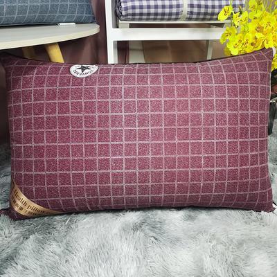 2020新款單邊熱熔枕芯-48*74 紅色