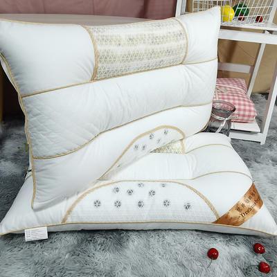 2020新款琥珀磁石養生枕-48*74 琥珀磁石養生枕