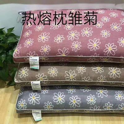 2020新款熱熔枕芯-48*74 雛菊紅