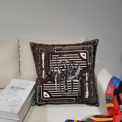 2019新款荷兰绒数码印花抱枕21 45x45cm(套子不含芯) BZ0164