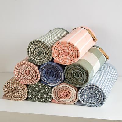 新疆棉花被 1.2*1.5米1.5斤 蓝大格
