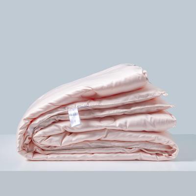 2020新款天丝棉典藏抗菌大豆被冬被被子被芯(实拍) 夏被200x230cm 3.2斤 白