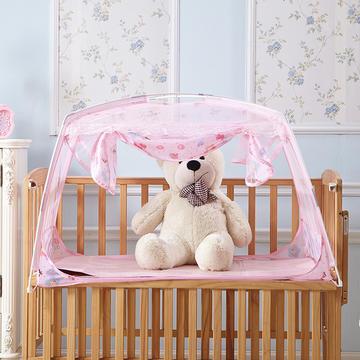 【文不叮】婴幼儿儿童防蚊布蒙古包蚊帐——童话