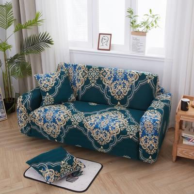 2019新款万能沙发套 1人90×140 塞纳河畔