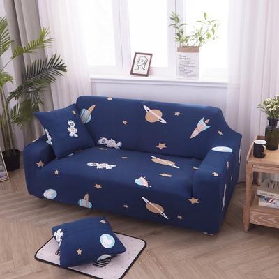 2019新款万能沙发套 1人90×140 星空
