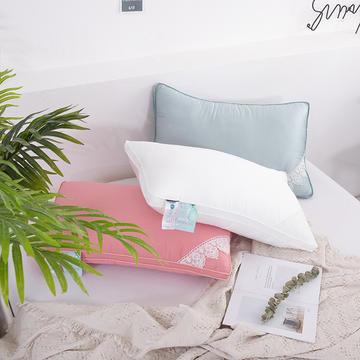 2019新款玻尿酸面膜美颜枕头枕芯立体边