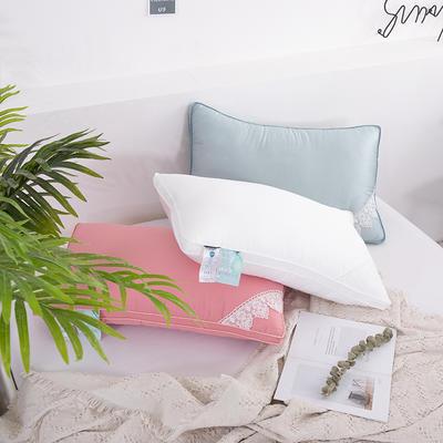 2019新款玻尿酸面膜美颜枕头枕芯立体边 美颜枕