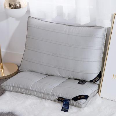 2019新款石墨烯防螨成人枕头枕芯 抗菌防螨成人枕