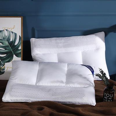 2019新款48*74全棉草本护颈椎酒店舒适枕头枕芯 护颈枕/只