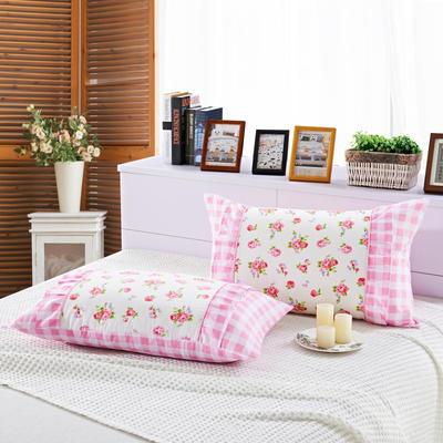 单品枕套类1  全棉 韩式单层枕套 45cm*74cm 甜心宝贝