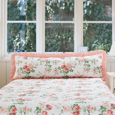 单品枕套类10  全棉夹棉长枕 45cmX120cm 楚楚动人