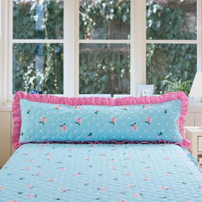 单品枕套类10  全棉夹棉长枕 45cmX120cm 韩国丽人