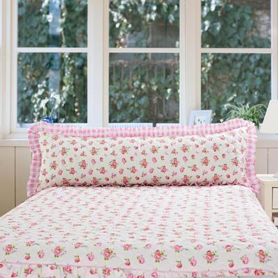 单品枕套类10  全棉夹棉长枕 45cmX120cm 甜心宝贝