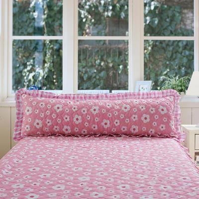 单品枕套类10  全棉夹棉长枕 45cmX120cm 小家碧玉