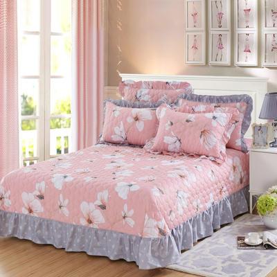 单品床单类4 全棉印花夹棉床单(床盖)50 200*240cm需定做 赞那度