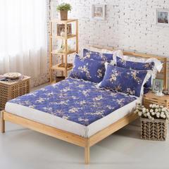 单品床笠类2 印花夹棉床笠(床垫套) 120cmx200cm 暗香