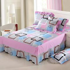 单品床罩类1 AB版单层床罩/床裙59个+22个总 120*200*45cm 彩云阁