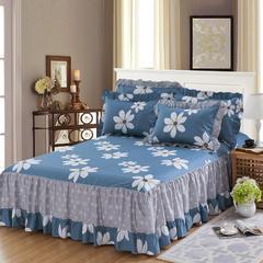 单品床罩类5 春天款单层床罩/床裙18个 120*200cm 梦境花