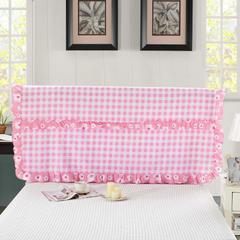 单品枕套类12  全棉 单层床头罩 120*100 小家碧玉