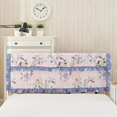 单品枕套类13   全棉夹棉床头罩 120*100 喜上枝头