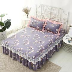 单品床罩类12 蕾丝款单层床罩/床裙 16 180cmx200cm 春晓