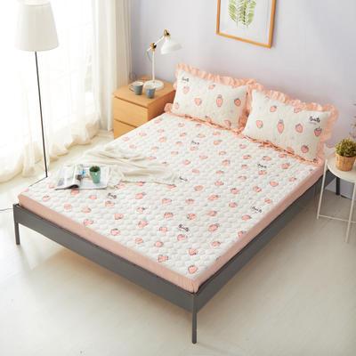 单品床笠类2 印花夹棉床笠(床垫套) 120cmx200cm 蜜糖香氛