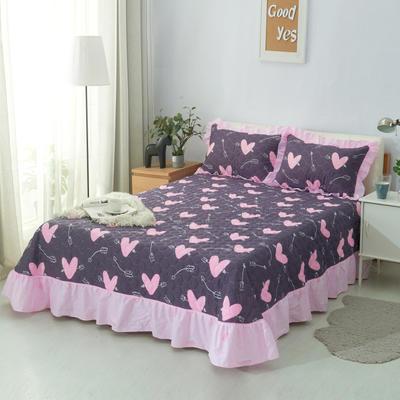 单品床单类4 全棉印花夹棉床单(床盖)50 200*240cm需定做 丘比特