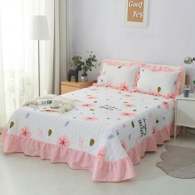单品床单类4 全棉印花夹棉床单(床盖)50 200*240cm需定做 春风里