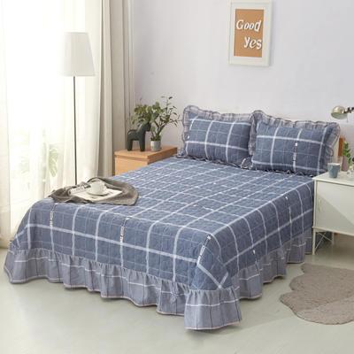 单品床单类4 全棉印花夹棉床单(床盖)50 200*240cm需定做 格调