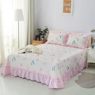 单品床单类4 全棉印花夹棉床单(床盖)50 200*240cm需定做 果实