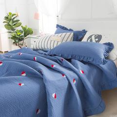 水洗床盖三件套 200X230cm 爱心