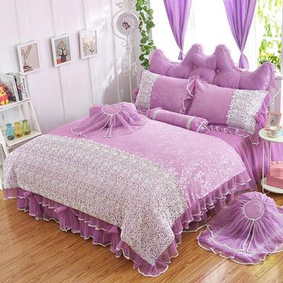 淑女花         心灵花园 1.2 紫色