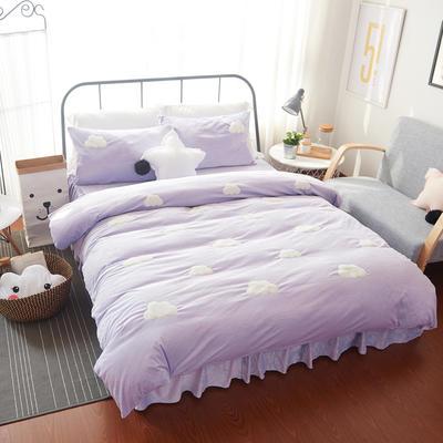 淑女花          云朵 1.2 紫