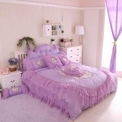 淑女花          珍珠梦游记系列 爱心 珍珠梦游记紫色